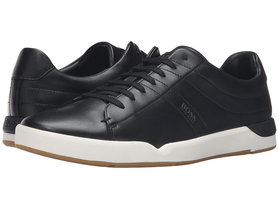 BOSS Hugo Boss - Stillnes Tenn by BOSS Orange (Black) Men's Shoes