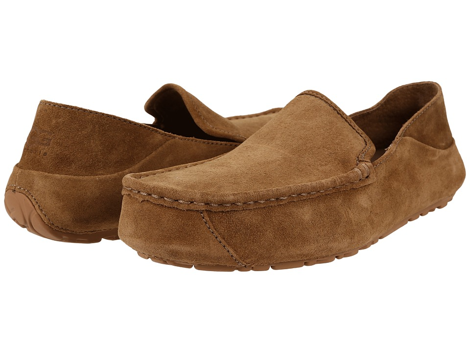 UGG Hunley (Chestnut Suede) Men