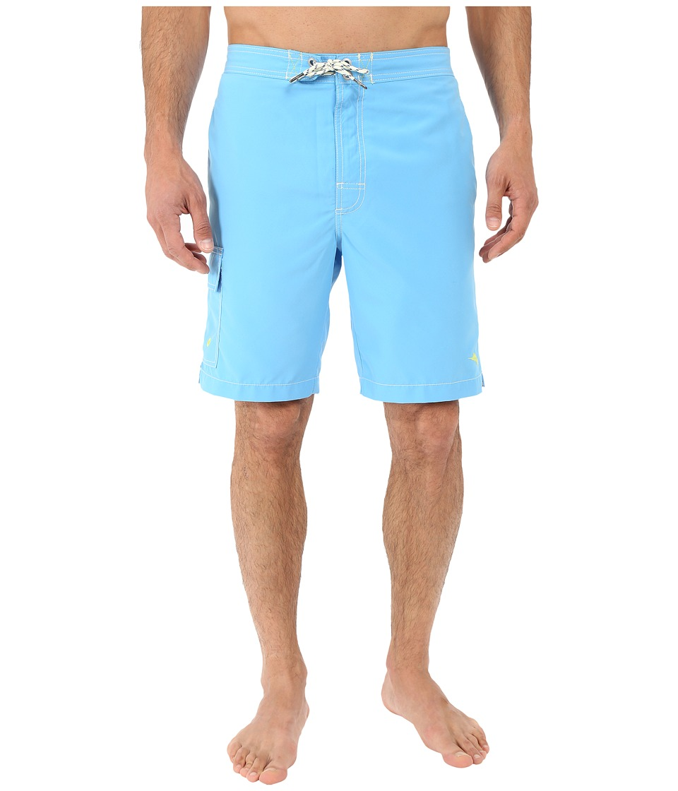 Tommy Bahama - The Baja Poolside 9 Swim Trunks (Lol Blue) Men's Swimwear
