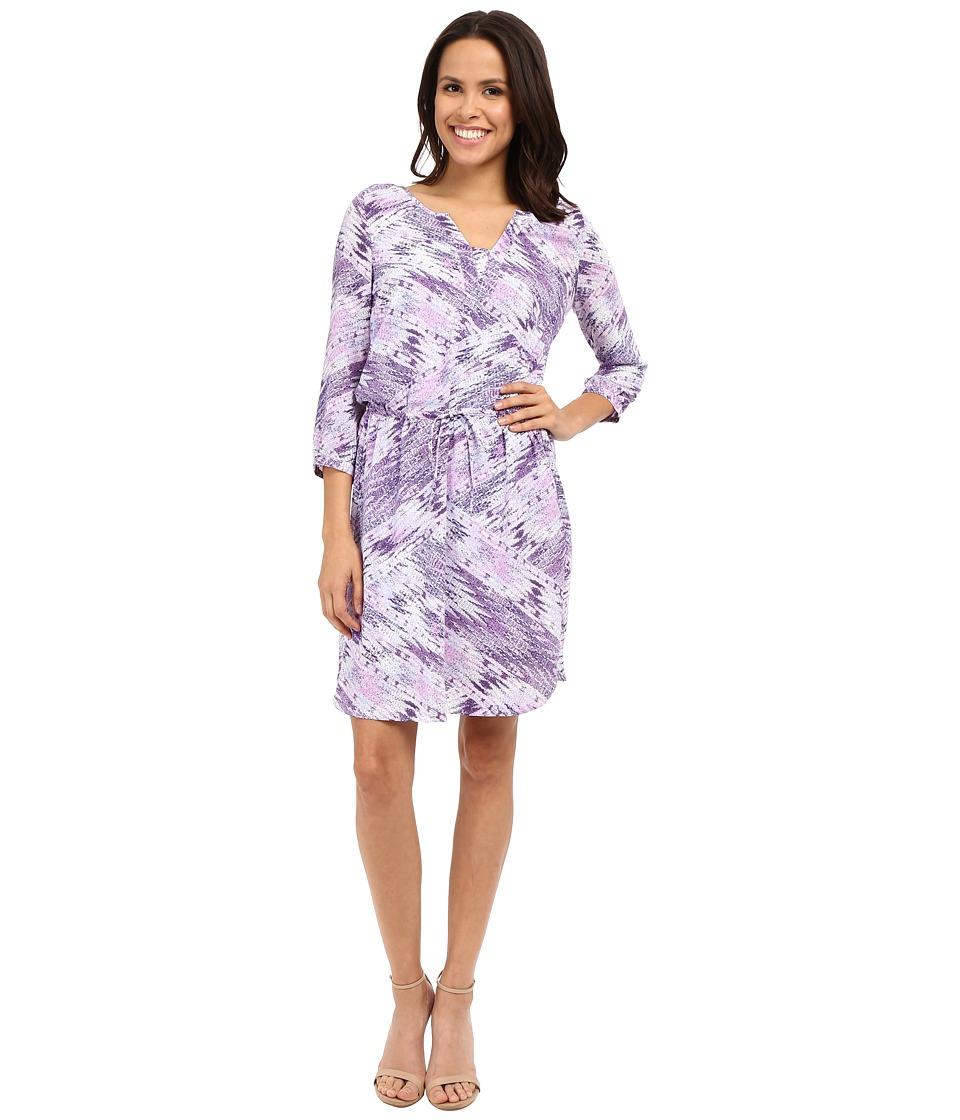 NYDJ - Alexa Pleat Back Dress (Sashiko Traditions) Women's Dress