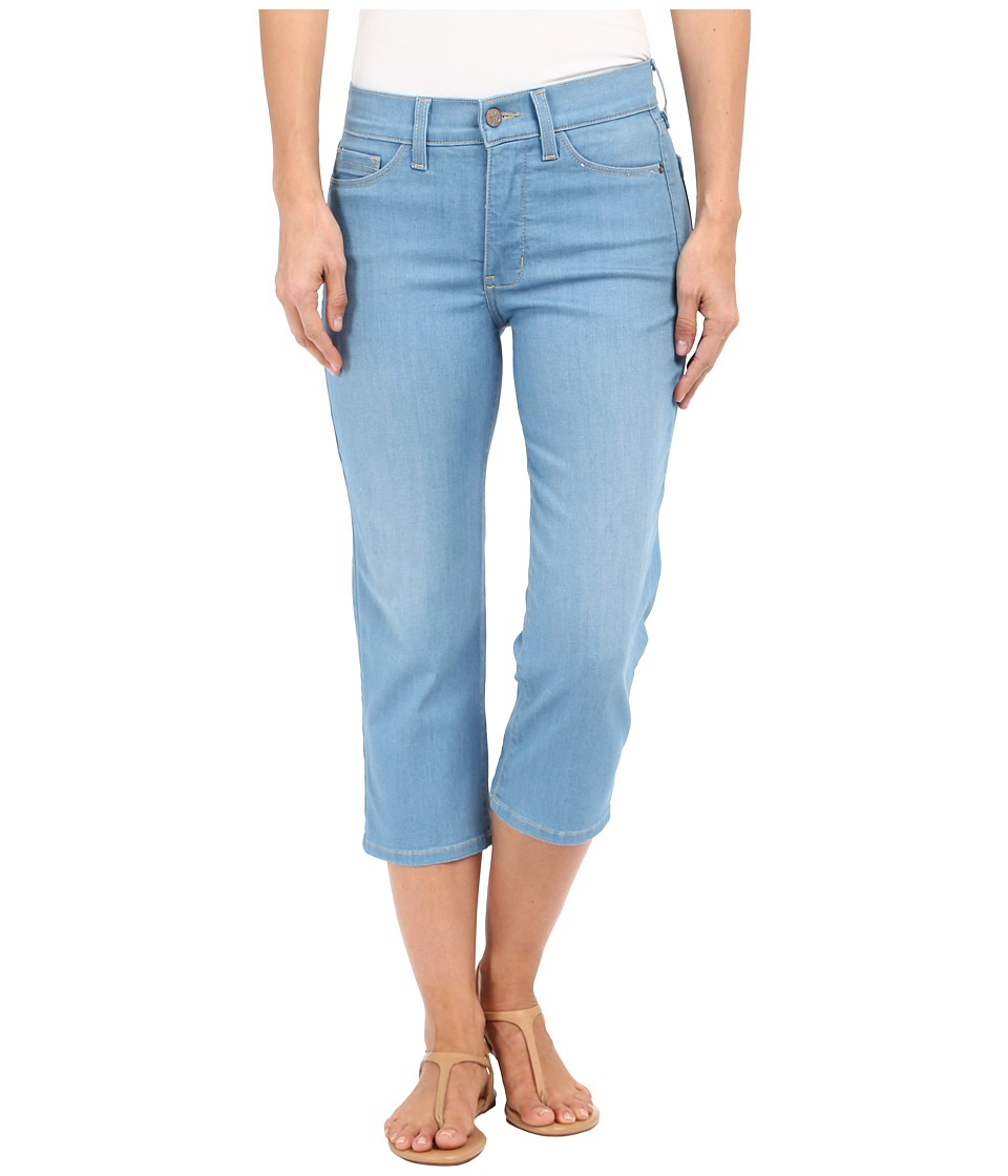 NYDJ - Ariel Crop in Palm Bay (Palm Bay) Women's Jeans