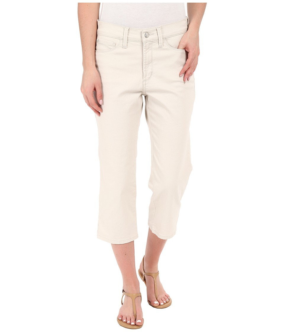 NYDJ - Ariel Crop with Slit (Clay) Women's Casual Pants