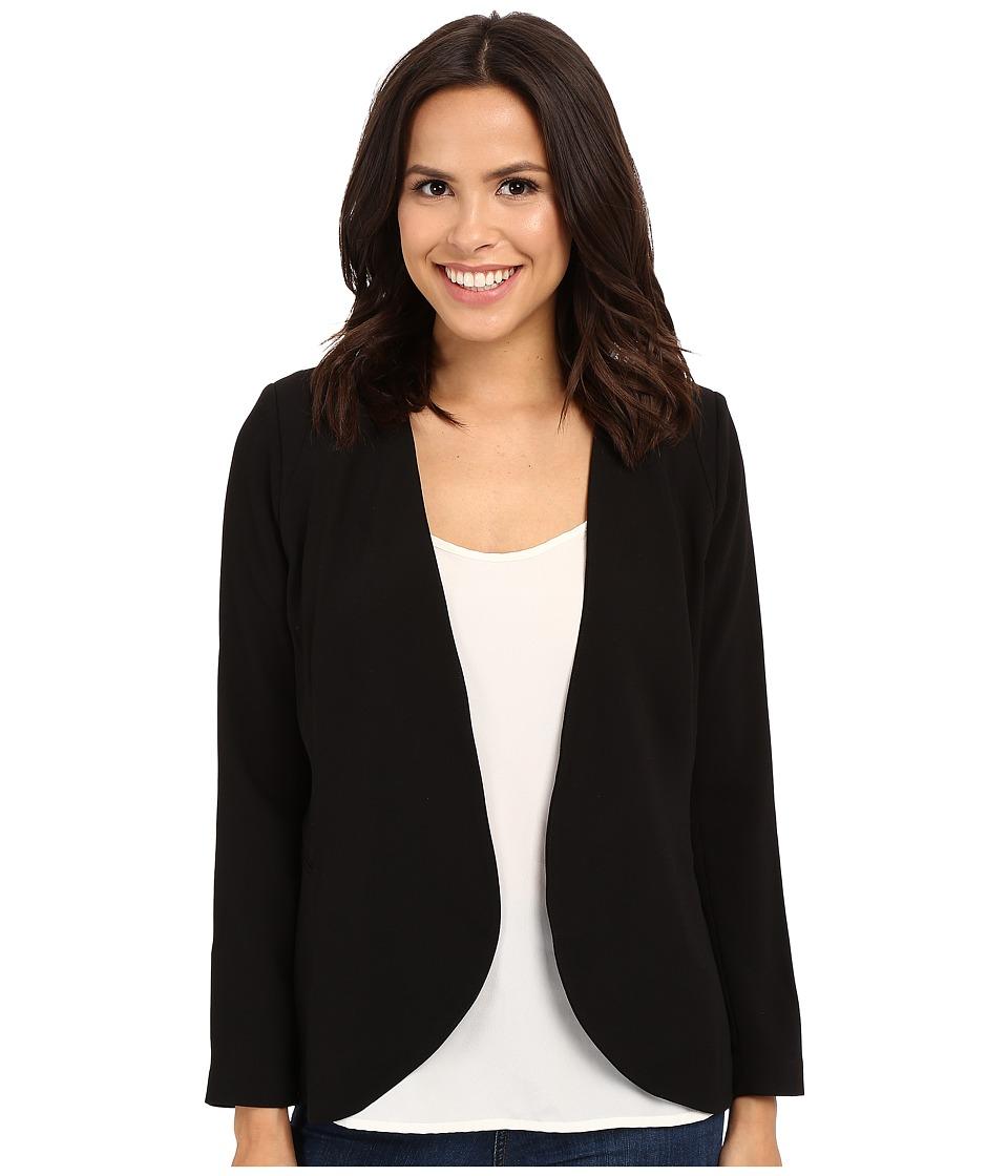 NYDJ - Career Cascade Jacket (Black) Women's Jacket