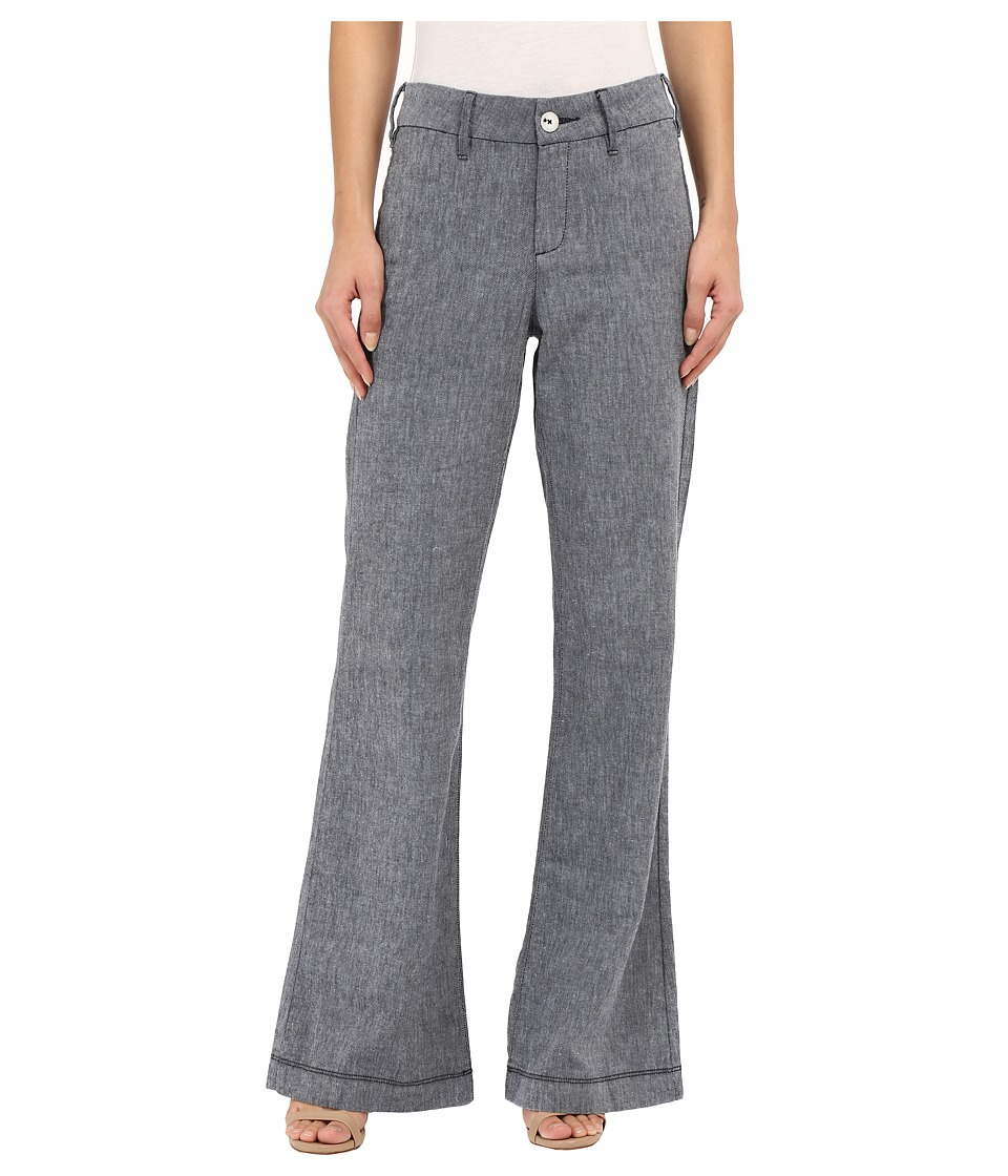 NYDJ - Claire Trousers (Navy) Women's Casual Pants