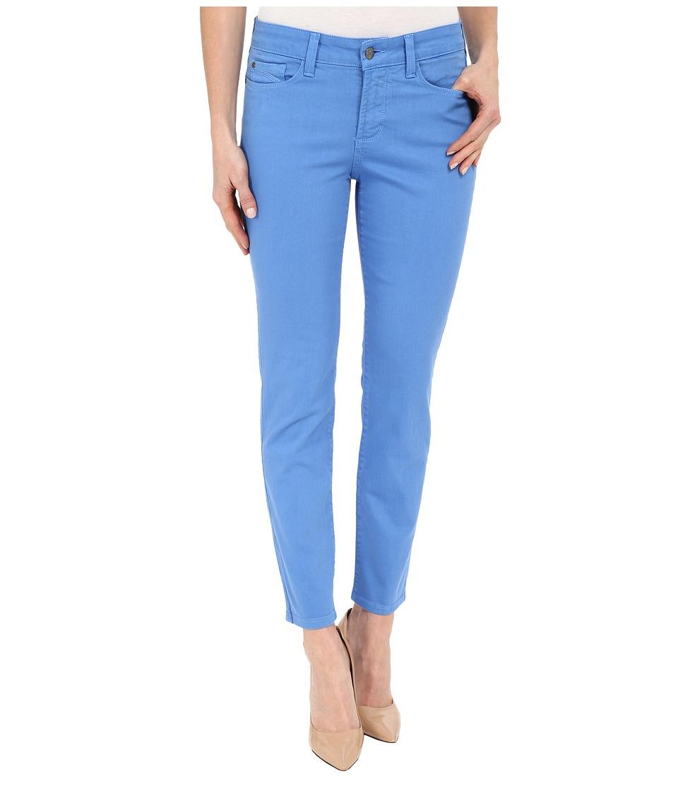 NYDJ - Clarissa Skinny Ankle Fine Line Twill (Regatta Blue) Women's Jeans