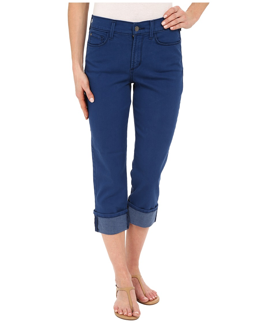NYDJ - Dayla Wide Cuff Capri in Fort Wayne (Fort Wayne) Women's Jeans