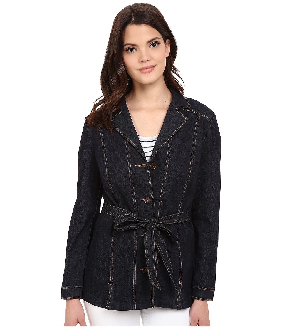 NYDJ - Deena Jacket (Dark Enzyme Wash) Women's Coat