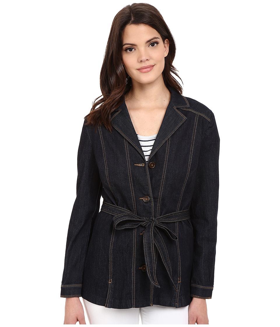 NYDJ - Deena Jacket (Dark Enzyme Wash) Women's Coat