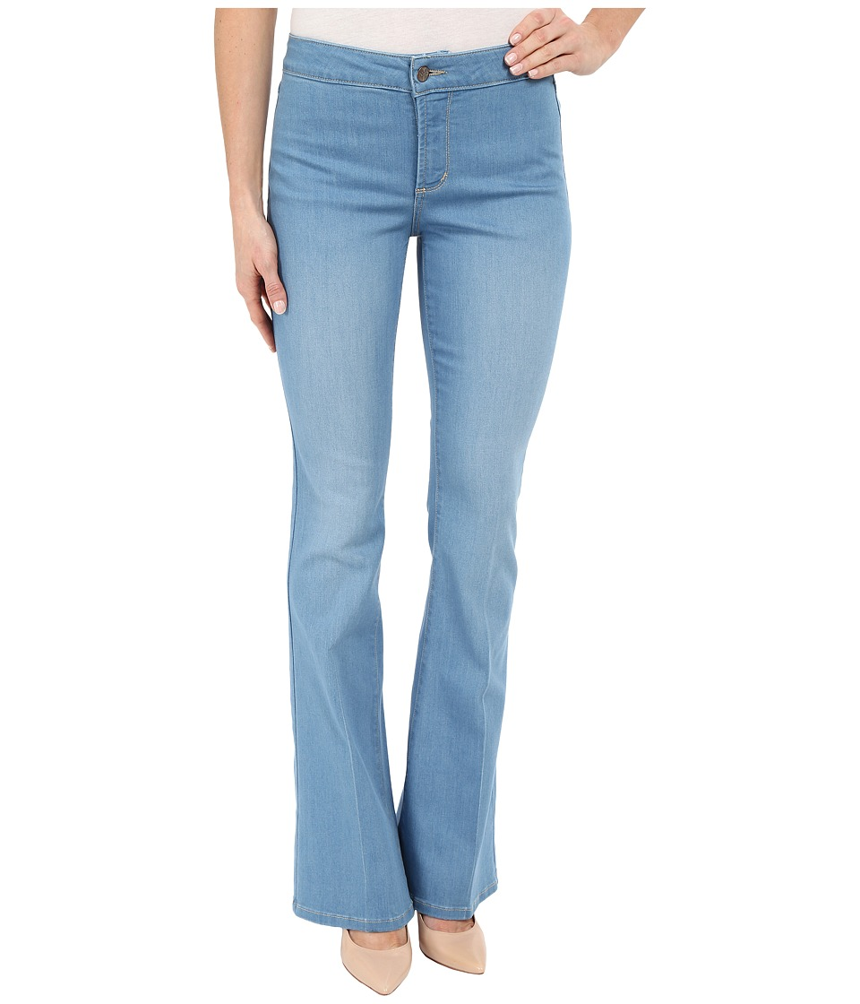 NYDJ - Farrah Flare Jeans in Palm Bay Crease (Palm Bay Crease) Women's Jeans