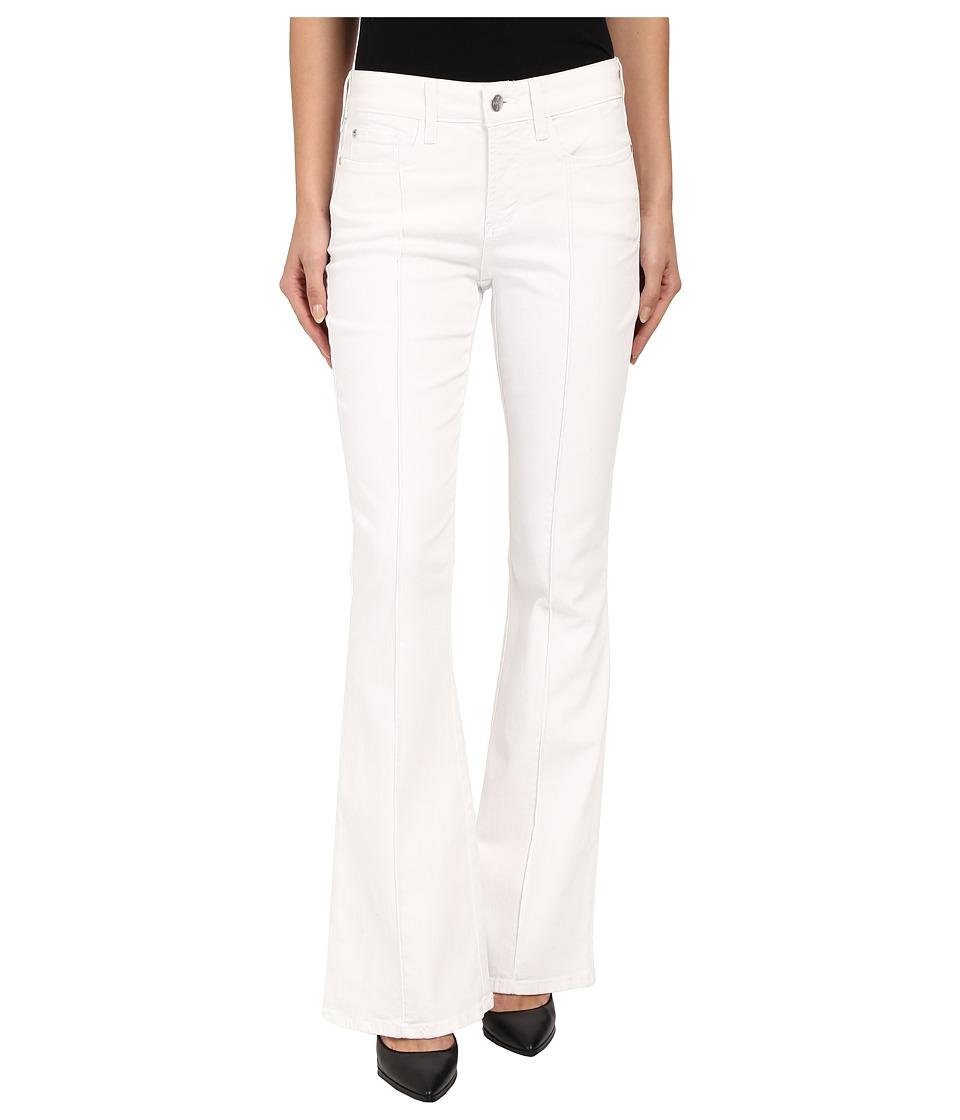 NYDJ - Farrah Flare Jeans in Spotless White (Spotless White) Women's Jeans