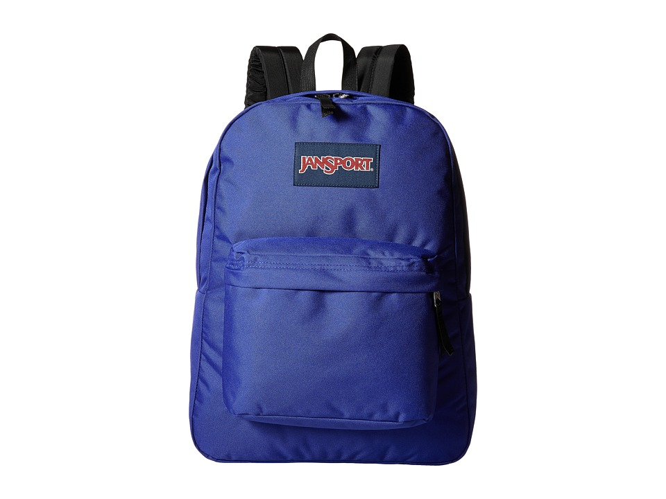 JanSport - SuperBreak (Violet Purple) Backpack Bags