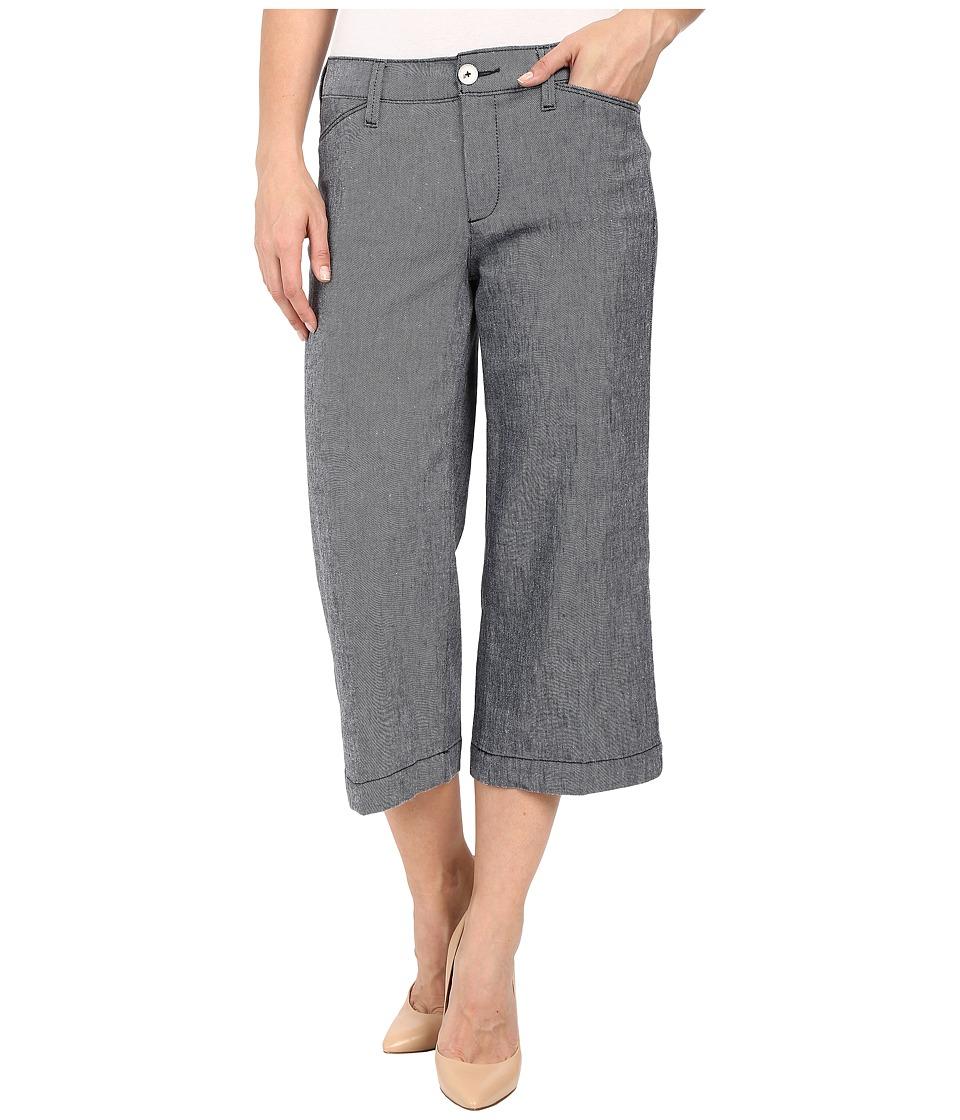 NYDJ - Kate Culotte Jeans in Navy (Navy) Women's Jeans