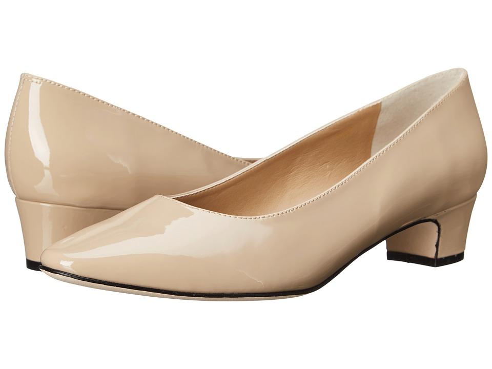Vaneli - Astyr (Ecru Patent) Women's 1-2 inch heel Shoes