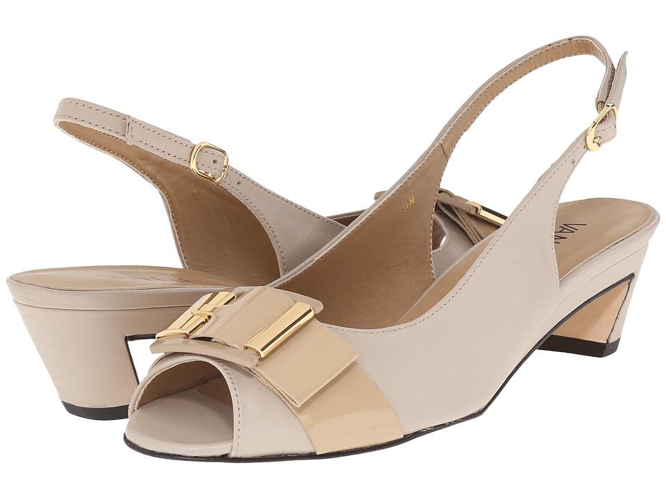 Vaneli - Blaize (Ecru Nappa) High Heels