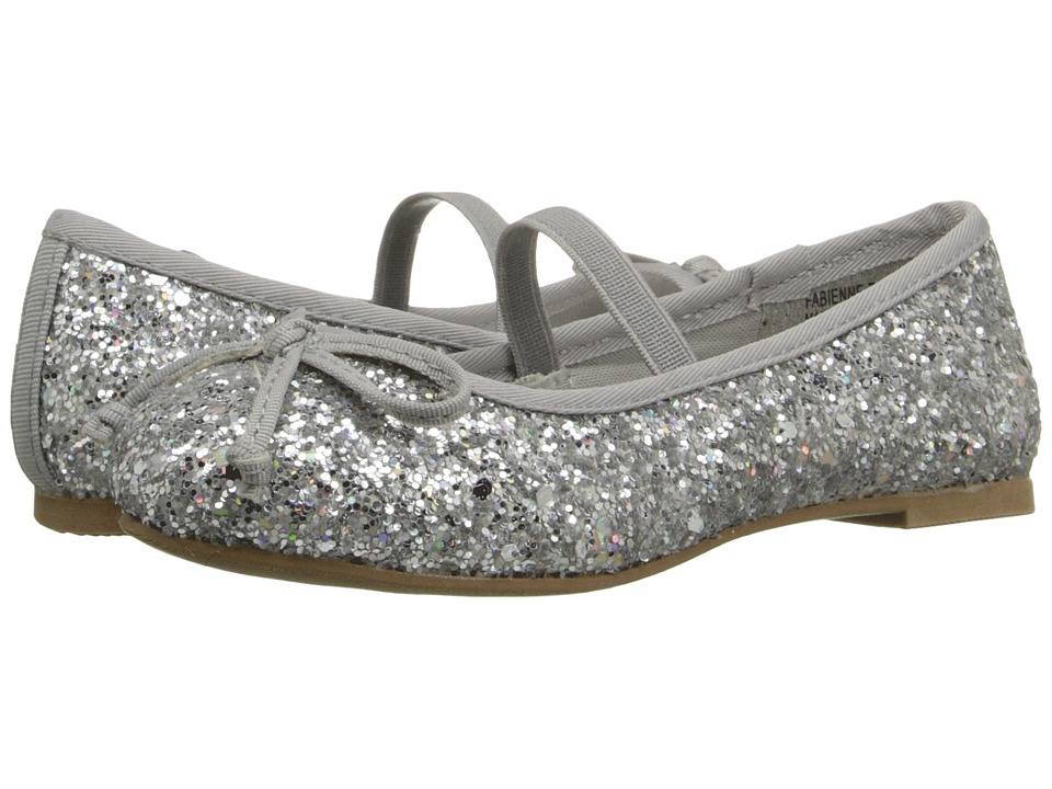 Nine West Kids - Fabienne (Toddler/Little Kid) (Silver) Girl