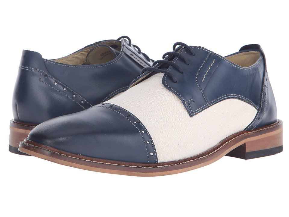 Giorgio Brutini - Daunt (Mid Blue) Men's Shoes