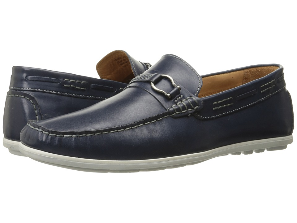 Giorgio Brutini - Trent (Navy) Men's Shoes