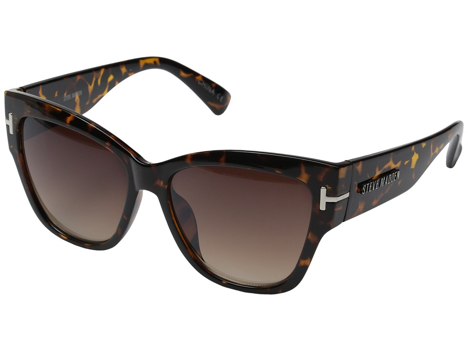 Steve Madden - Gorgeous (Tortoise) Fashion Sunglasses