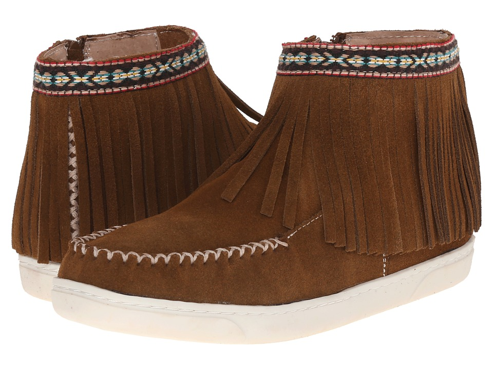 Minnetonka - Vienna Ankle Boot (Dusty Brown) Women
