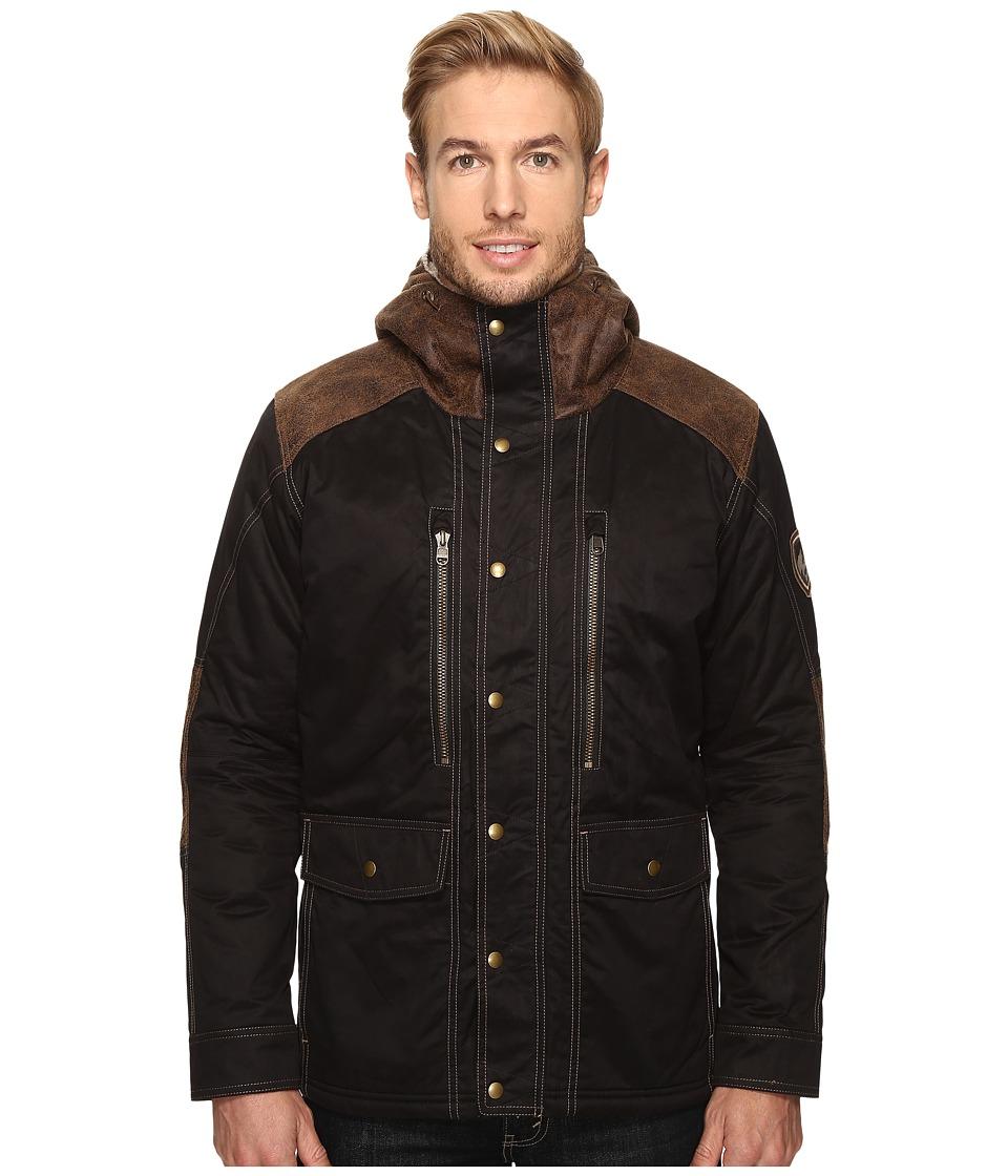 Kuhl - Arktik Jacket (Raven) Men's Coat