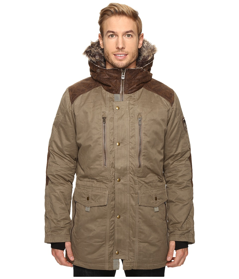 KUHL - Arktik Down Parka (Koyote) Men's Coat