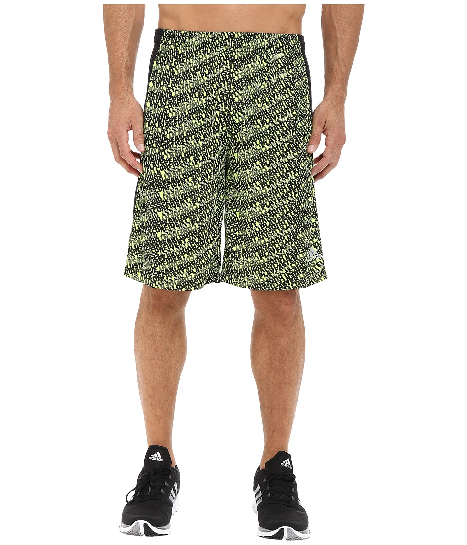 adidas - Aeroknit Shorts (Black 1) Men's Shorts