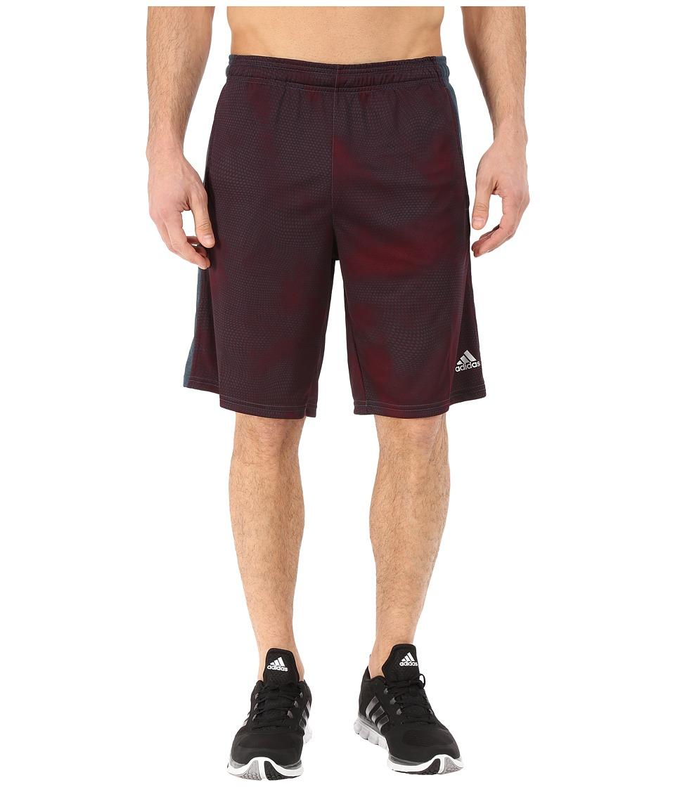 adidas - Aeroknit Shorts (Midnight F15) Men's Shorts