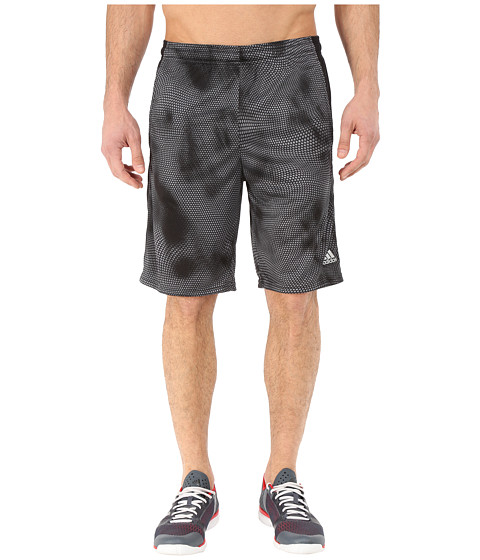 adidas - Aeroknit Shorts (Vista Grey F15) Men