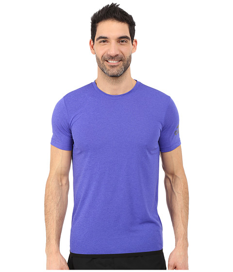 adidas - Climachill Tee (Chill Night Flash Melange) Men's T Shirt