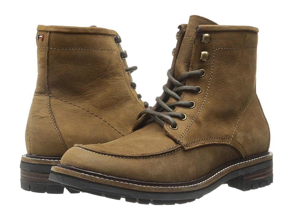 Tommy Hilfiger Harlan (Brown Leather) Men