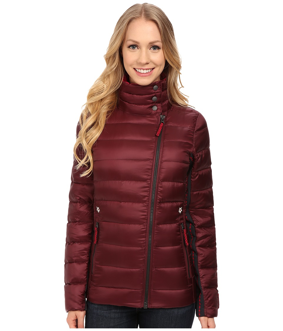 Image of Alp-n-Rock - Davos Jacket (Bordeaux) Women's Coat