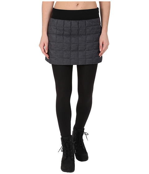 Alp-n-Rock - Urban Mini Skirt (Heather Black) Women
