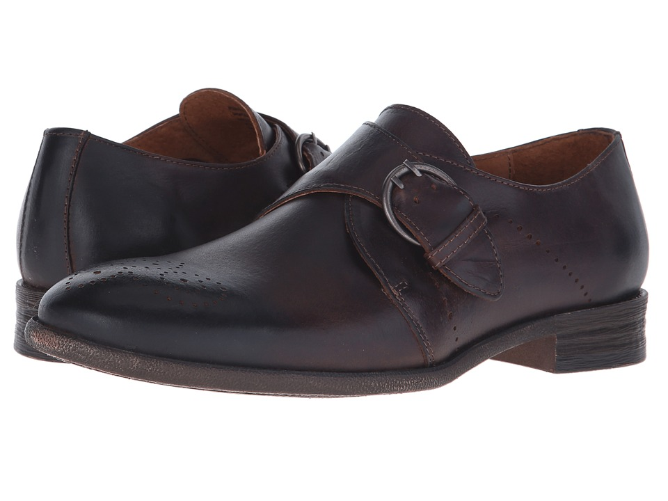Robert Wayne - Montana (Brown) Men's Shoes
