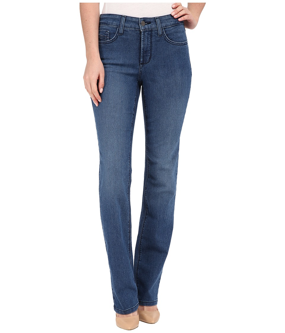 NYDJ - Marilyn Straight Jeans in Yucca Valley (Yucca Valley) Women's Jeans