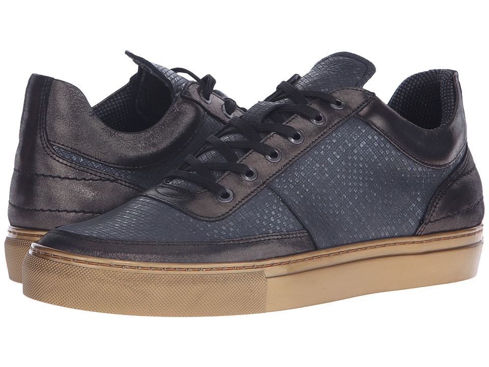 Steve Madden Metel (Black/Gold) Men
