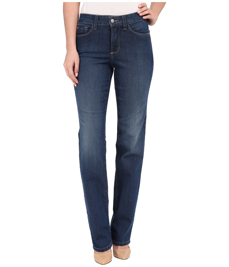 NYDJ - Marilyn Straight in Cleveland (Cleveland) Women's Jeans