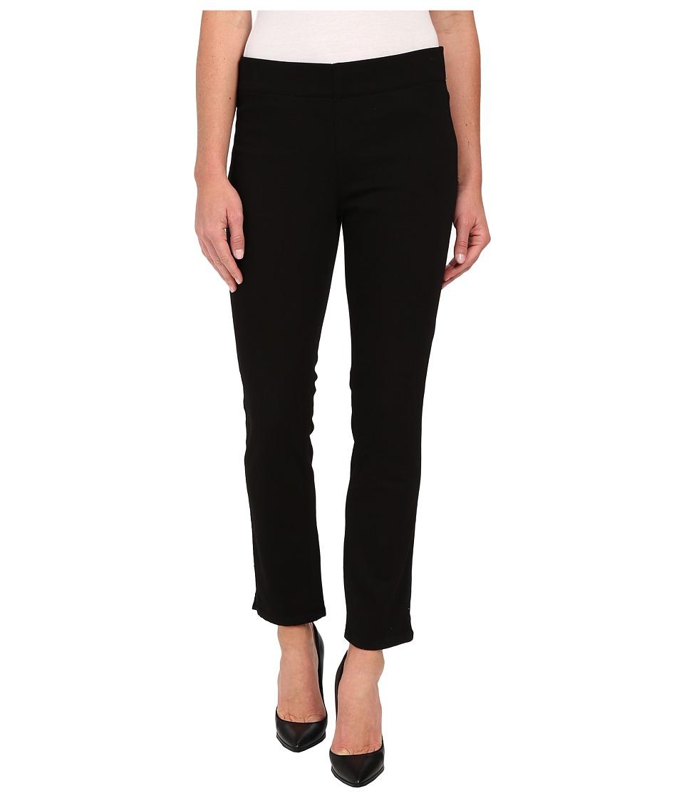 NYDJ - Millie Ankle Jeans in Black (Black) Women