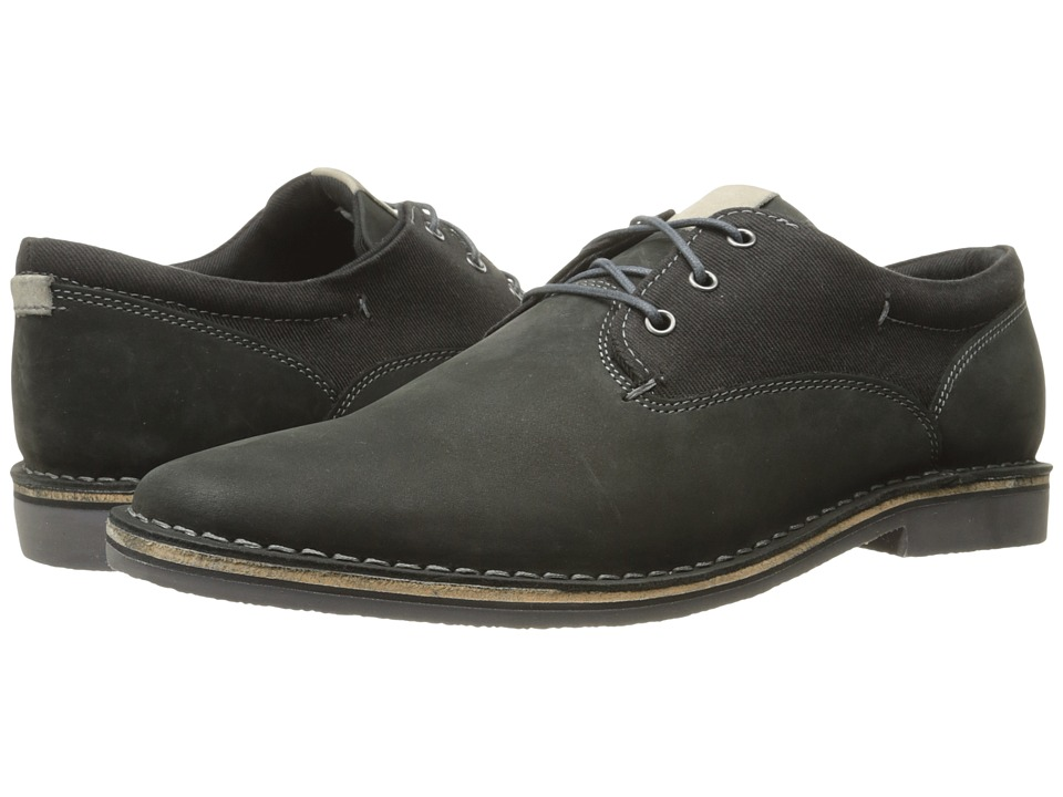 Steve Madden - Harpoon (Black Multi) Men's Lace up casual Shoes