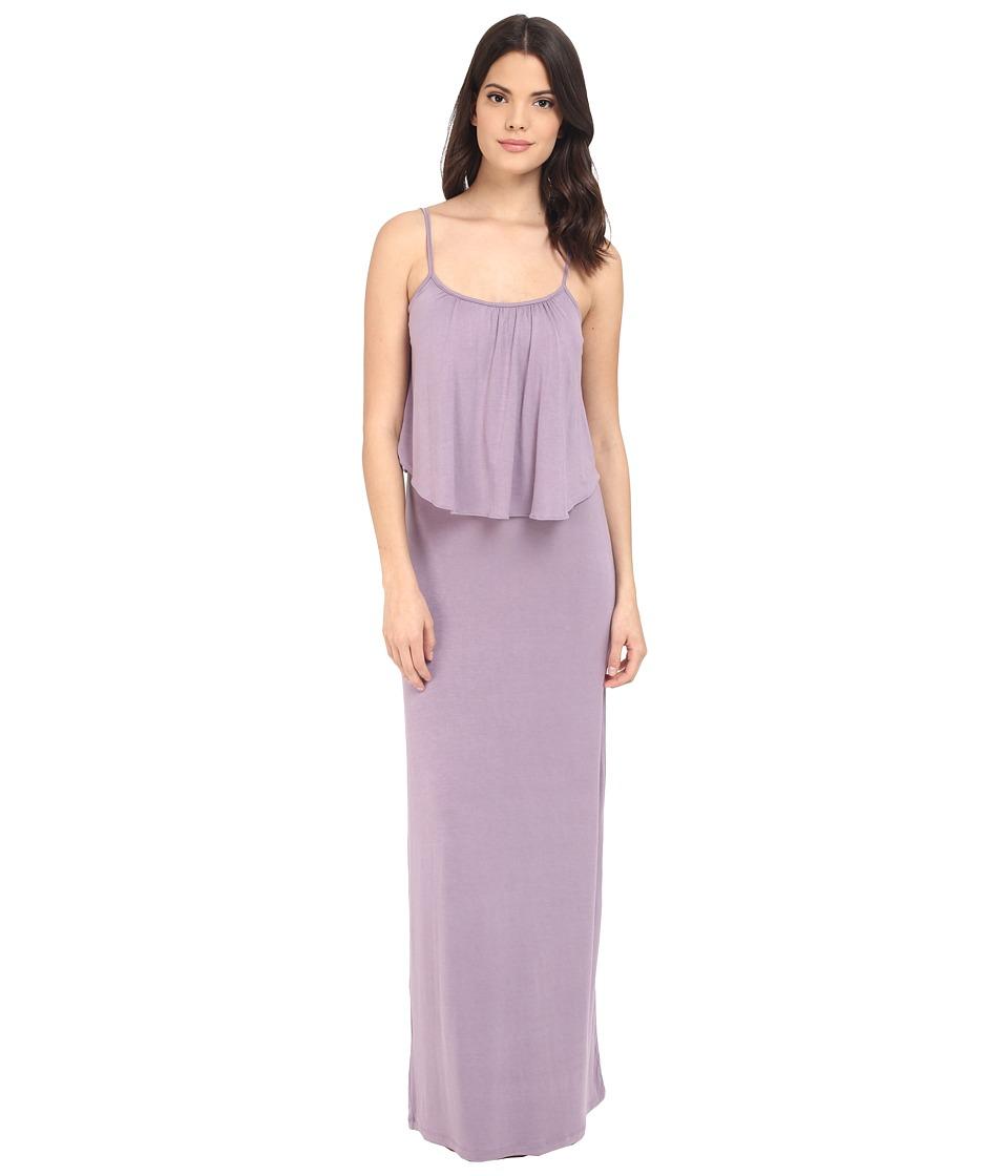 Culture Phit - Monicah Maxi Dress (Lavender Mist) Women's Dress