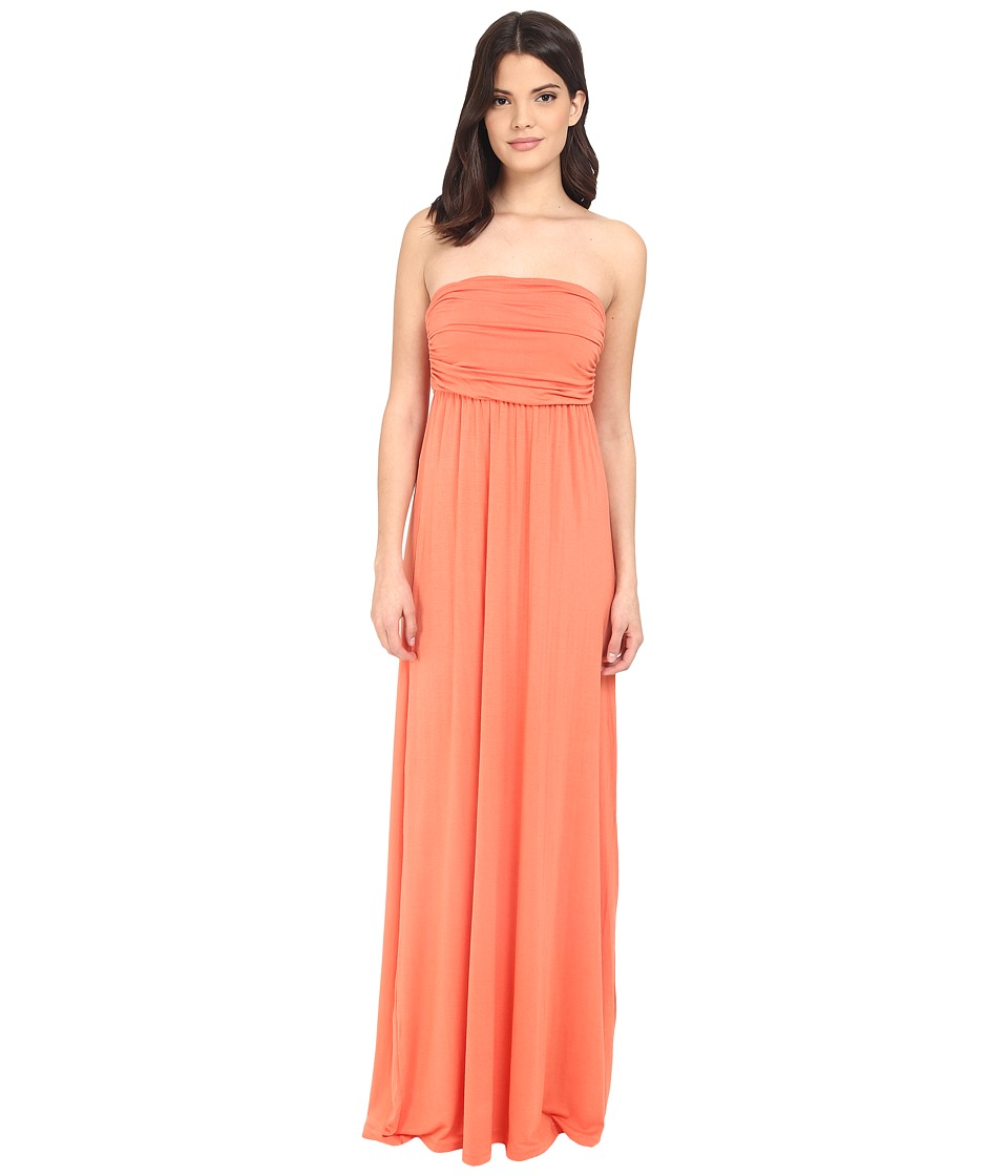 Culture Phit Hally Dress (Papaya) Women's Dress