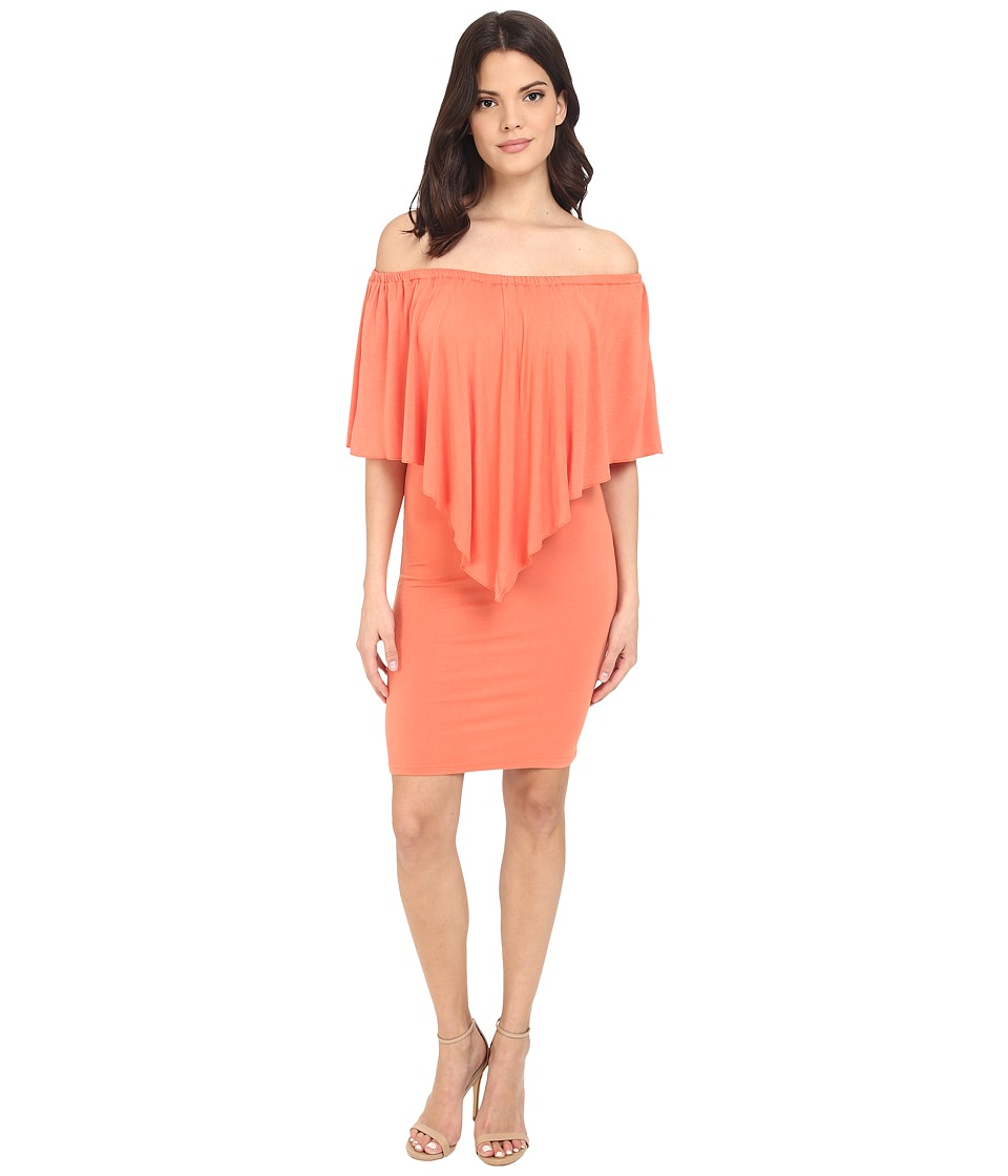 Culture Phit - Nalah Dress (Papaya) Women's Dress