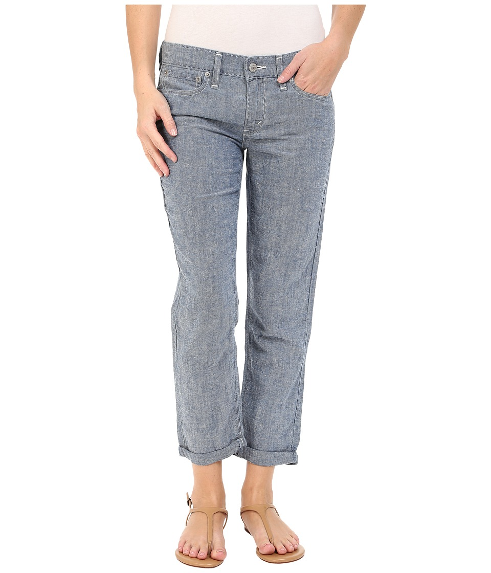 Levi's(r) Womens - New Boyfriend (Chambray Rain) Women's Jeans