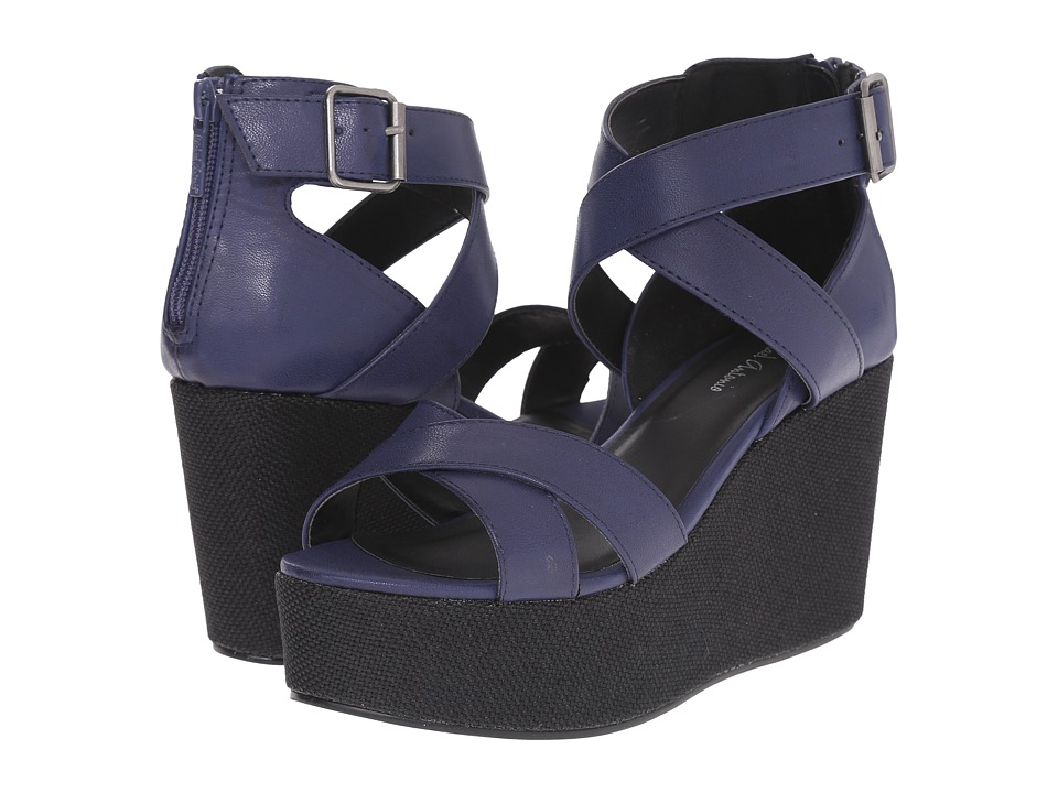 Michael Antonio - Gem (Midnight) Women's Wedge Shoes