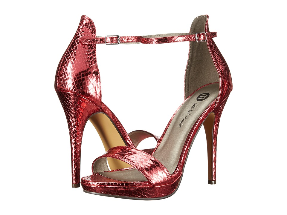 Michael Antonio - Rally - Snake (Red) Women's Shoes