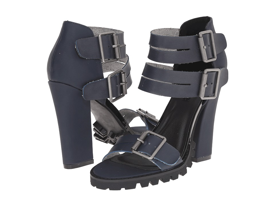 Michael Antonio - Lanster (Navy) Women's Dress Sandals