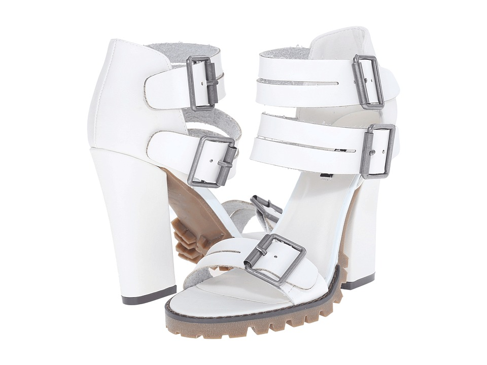 Michael Antonio - Lanster (White) Women's Dress Sandals