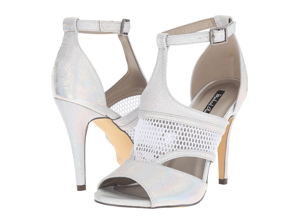 Michael Antonio - Lukka - Metallic (Silver) Women's Dress Sandals