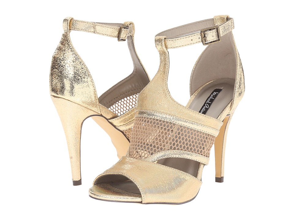 Michael Antonio - Lukka - Metallic (Gold) Women's Dress Sandals