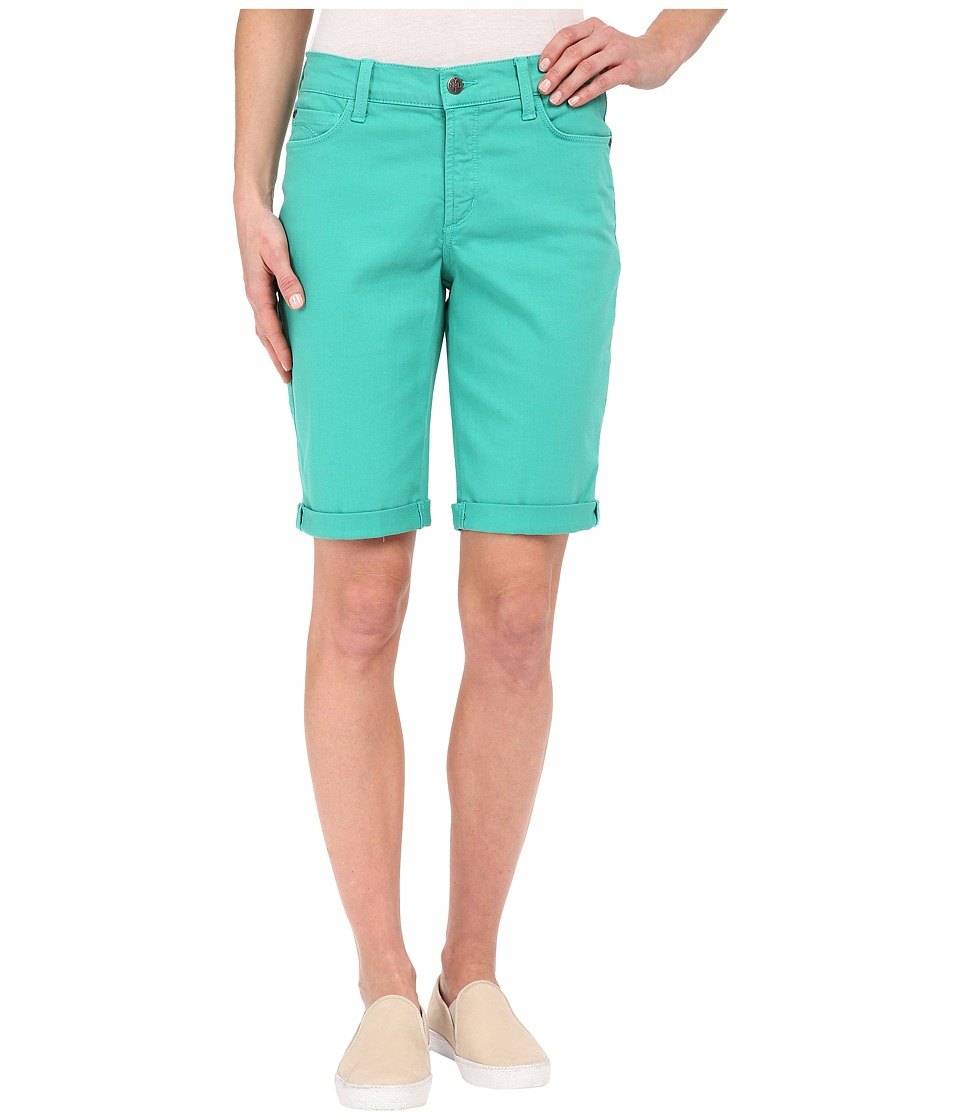NYDJ - Briella Short (Jade Mint) Women's Shorts
