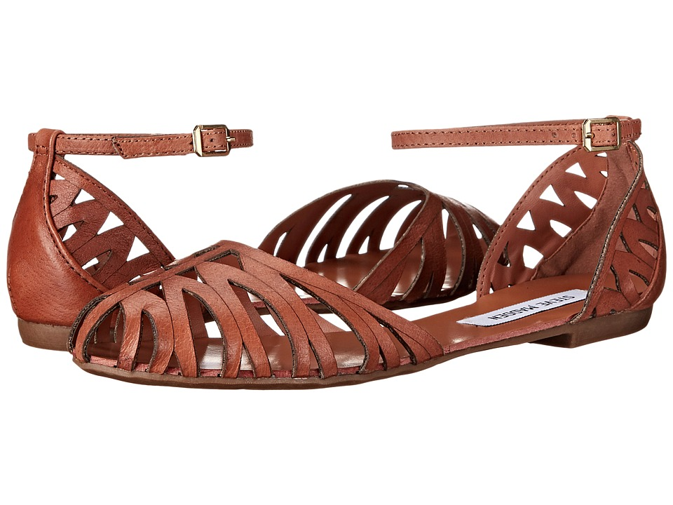 Steve Madden Tamera Cognac Women 39 S Shoes